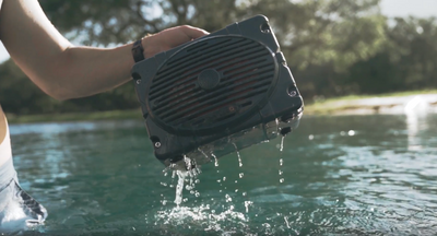 The Ultimate Outdoor Speakers