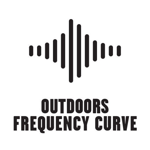 Outdoors Frequency Curve