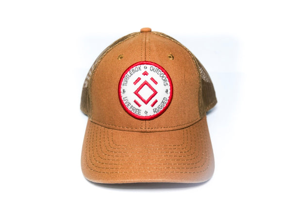 Turtlebox Patch Hat