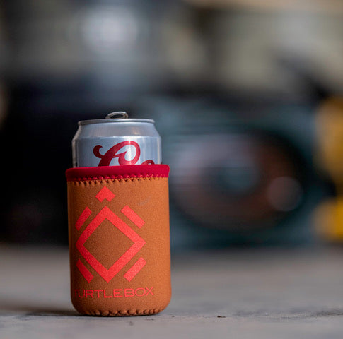Turtlebox Koozie
