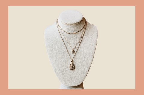 Holiday Gift Guide - Accent Necklace