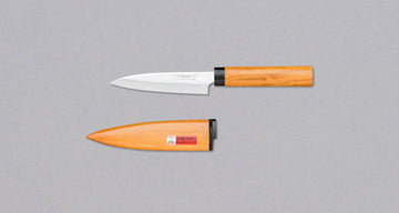Fruit knife - point tip 90 mm