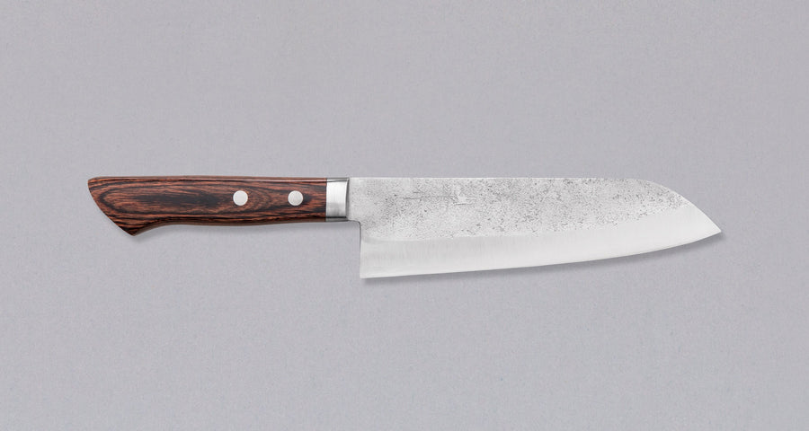 Etsu Village Matte Santoku 170 mm