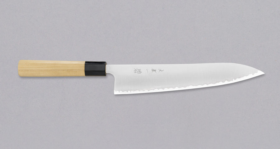 Aogami Super Gyuto WA 240 mm