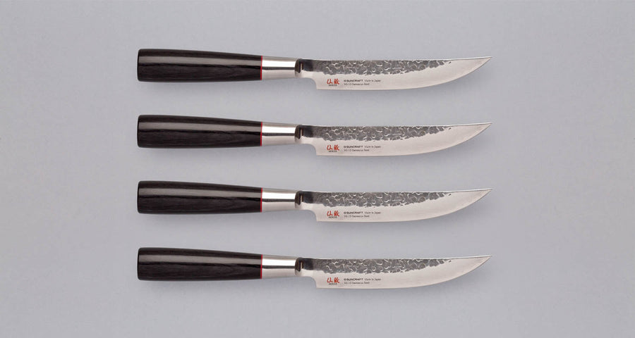 Senzo Classic Steak knife set