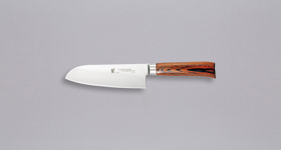 Tamahagane Santoku Polished 160 mm