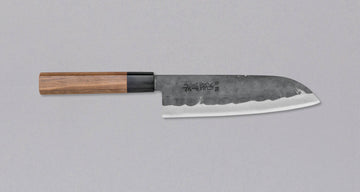ZDP-189 Santoku Black 180 mm