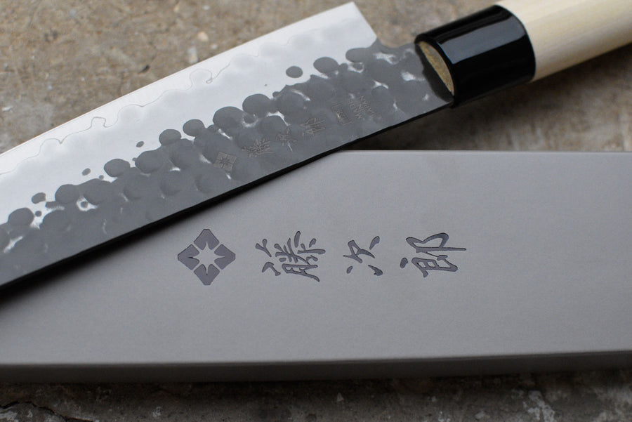 Tojiro Santoku DP Hammered 170 mm