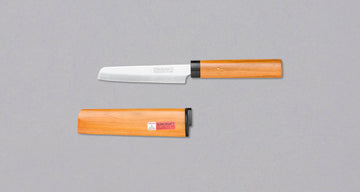 Fruit knife - round tip 90 mm