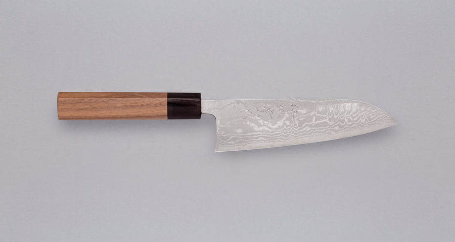 Tanaka Blue Steel 2 Santoku 165 mm