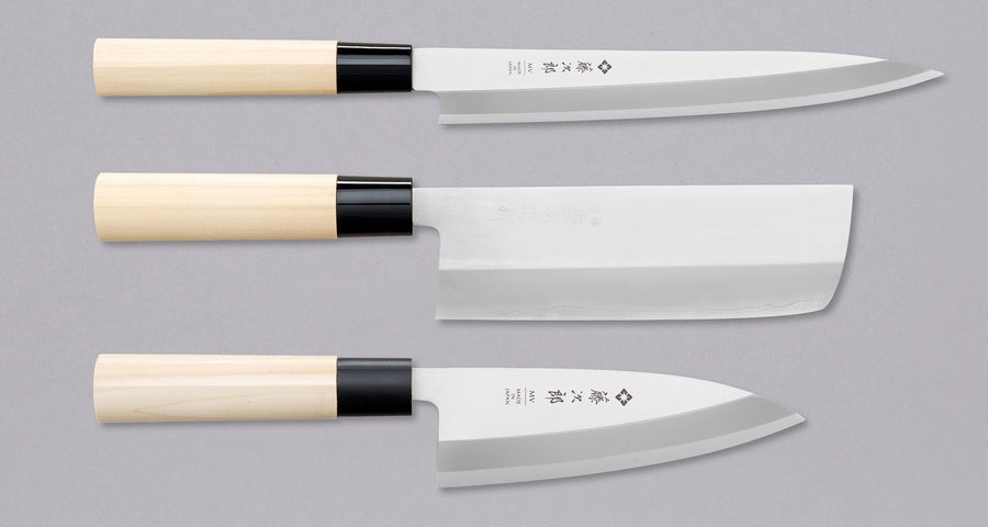 Tojiro Traditional Sushi Set
