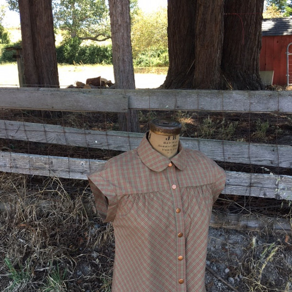 Gold Miner's Granddaughter plaid