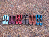 .Moccasins in stock