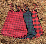 Sweetheart Flannel Nightgown