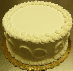 White Cake - Village Bakery