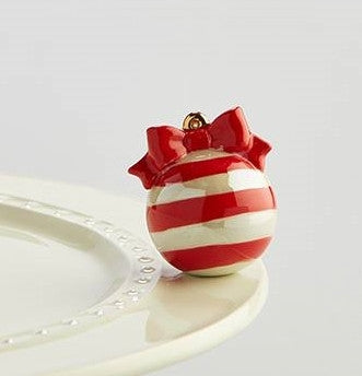 Nora Fleming Mini - Red Ornament