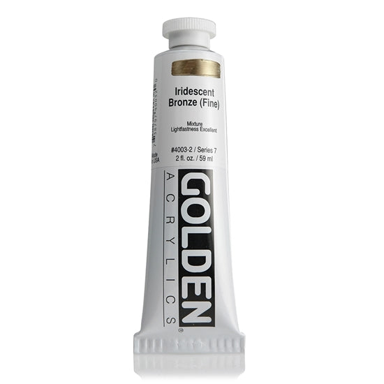 Golden Heavy Body 59ml 40032 Iridescent bronze (Fine) S7