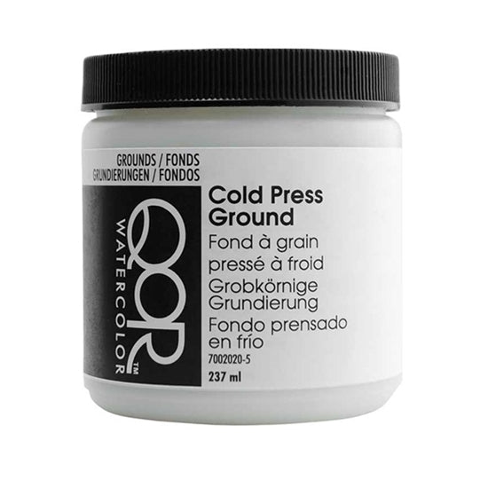 QoR Cold Press Ground 237 ml