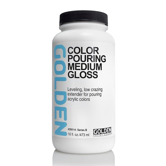 Color Pouring Medium Gloss 473 ml