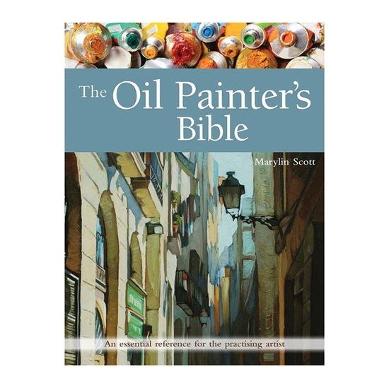 Bok The Oil Painter's Bible