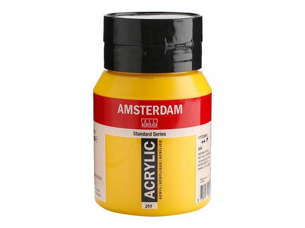 269 Amsterdam Standard -  Azo yellow medium