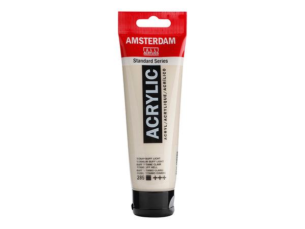 289 Amsterdam Standard - Titanium buff light 120ml
