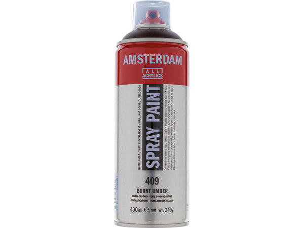 Amsterdam Spray 400ml – 409 Burnt umber