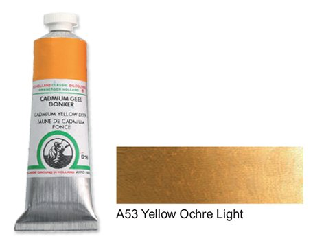 A53 Yellow Ochre Light