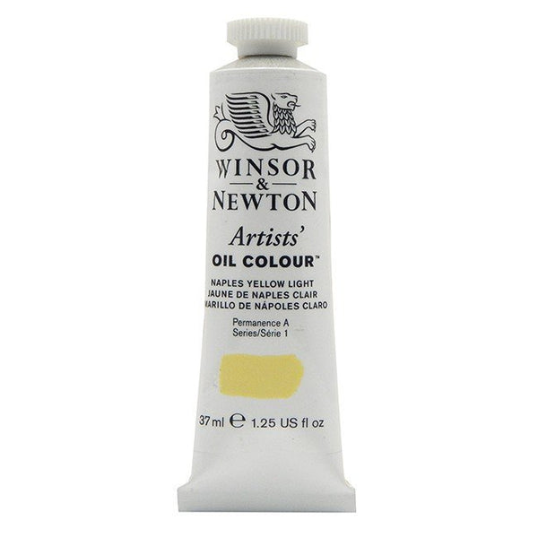 Artist Oil, Naples Yellow Light, 37 ml