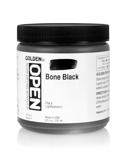 Golden Open Bone Black  237 ml