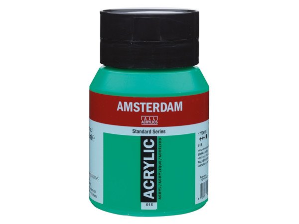 615 Amsterdam Standard - Emerald green 500 ml