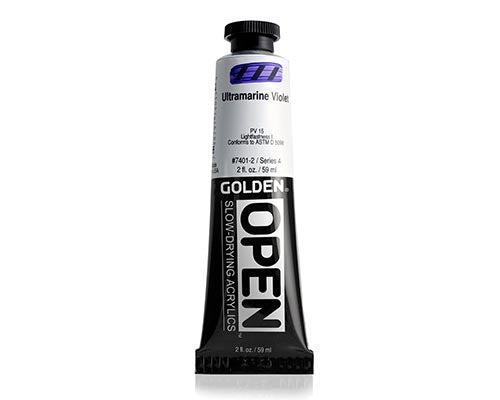 Golden Open Ultramarine Violet 59 ml S4 74012