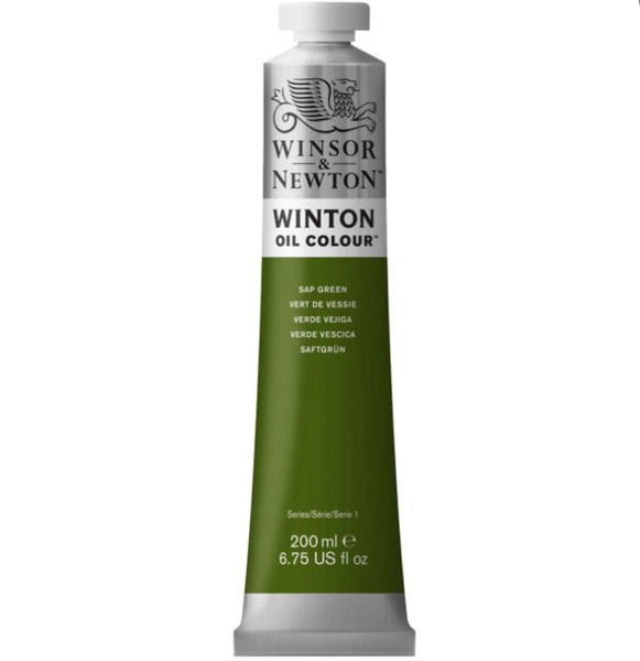 Winton oljemaling, Sap Green, 200 ml