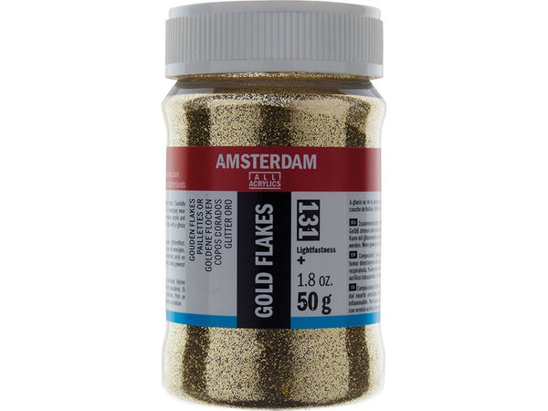 Amsterdam Effect Medium – Gold flakes 131 50g