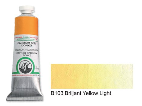 Old Holland  B103 Brilliant Yellow Light