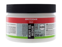 Amsterdam Heavy Gel Medium Glossy 015 – 250ml