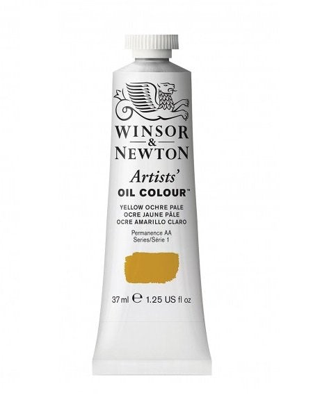 Artist Oil, Yellow Ochre, 37 ml