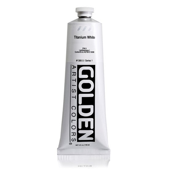 Golden Heavy Body 148ml 13803 Titanium White S1