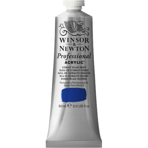 Professional Acrylic, Cobalt Blue Deep , 60 ml