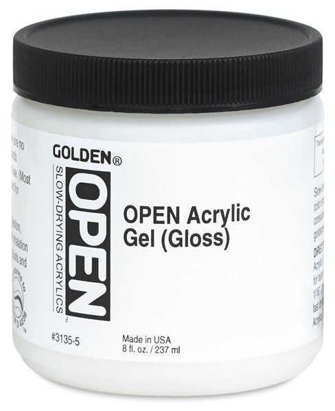Golden Open gel gloss 31355