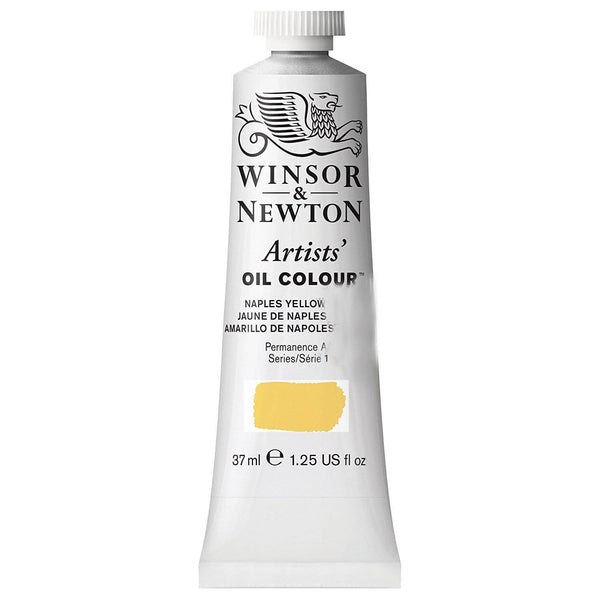 Artist Oil, Naples Yellow, 37 ml