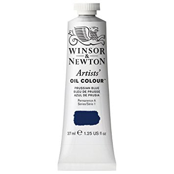 538 Artist Oil, Prussian Blue, 37 ml