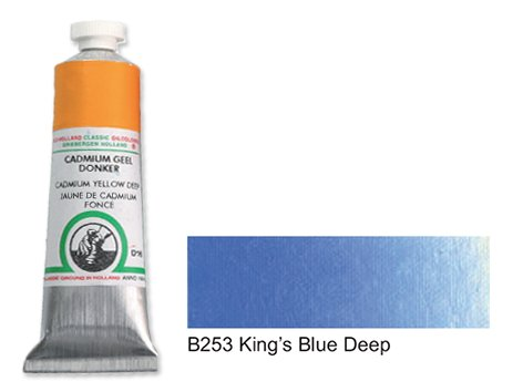 Old Holland B253 King's Blue Deep