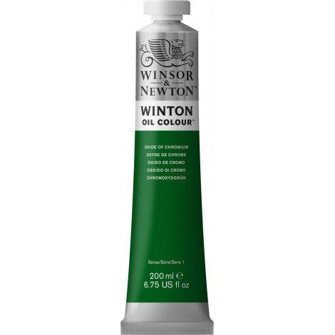 Winton oljemaling, Oxide Of Chromium, 200 ml