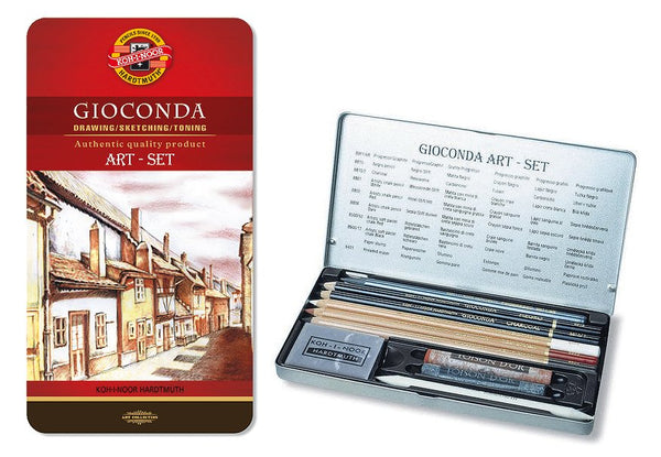 Koh-i-noor Gioconda Professional Art Set