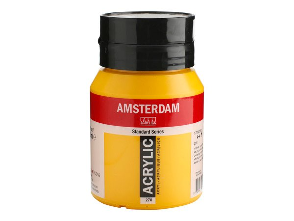 270 Amsterdam Standard - Azo yellow deep 500 ml
