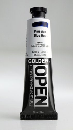 Golden Open Prussian Blue hue 59 ml S4 74602