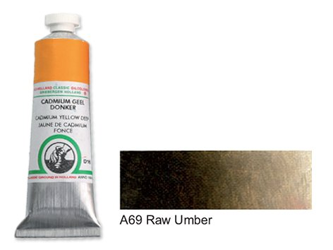 Old Holland A69 Raw Umber 40ml
