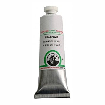 A1 Titanium White 40 ml