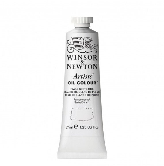 Artist Oil, Flake White Hue, 37 ml